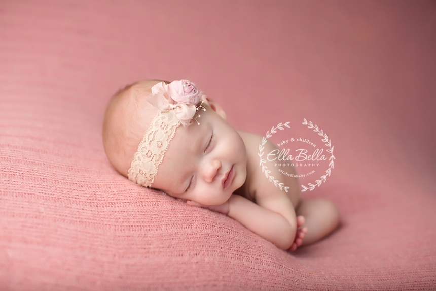 Austin Newborn Photographer ~ Ella Bella Photography
