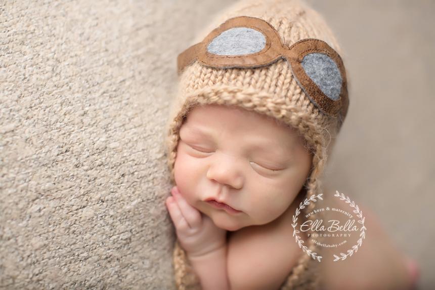 Austin Newborn Photographer ~ Ella Bella Photography