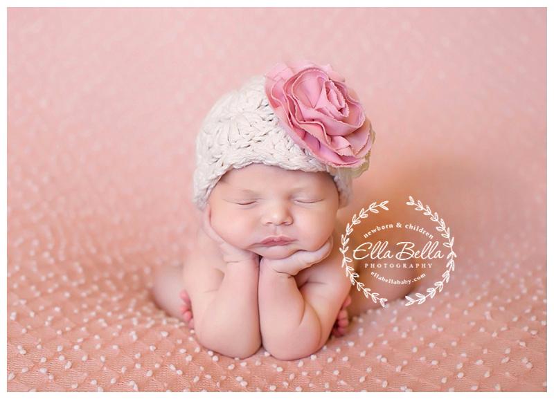 7fb5d5f96c206 Sweet Baby Girl { Austin Newborn Photographer ~ San Antonio Newborn ...
