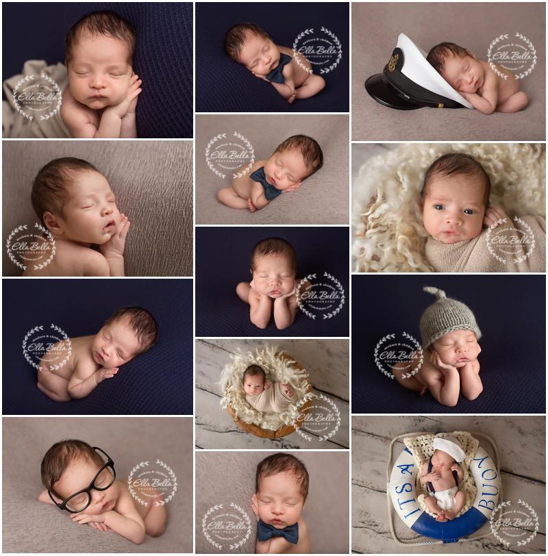 sleeping baby pics in San Antonio